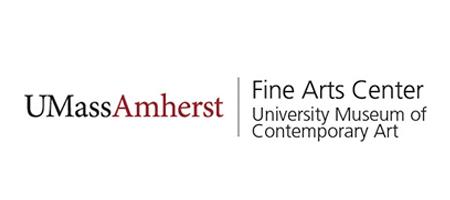 UMass Amherst Fine Arts Center logo