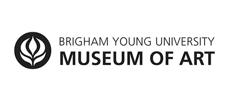 Logo and Text: Brigham Young University Museum of Art