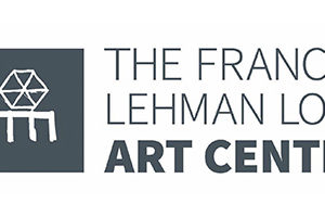 Logo and text The Frances Lehman Loeb Art Center