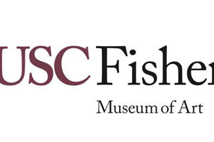 Text USC Fisher Museum of Art